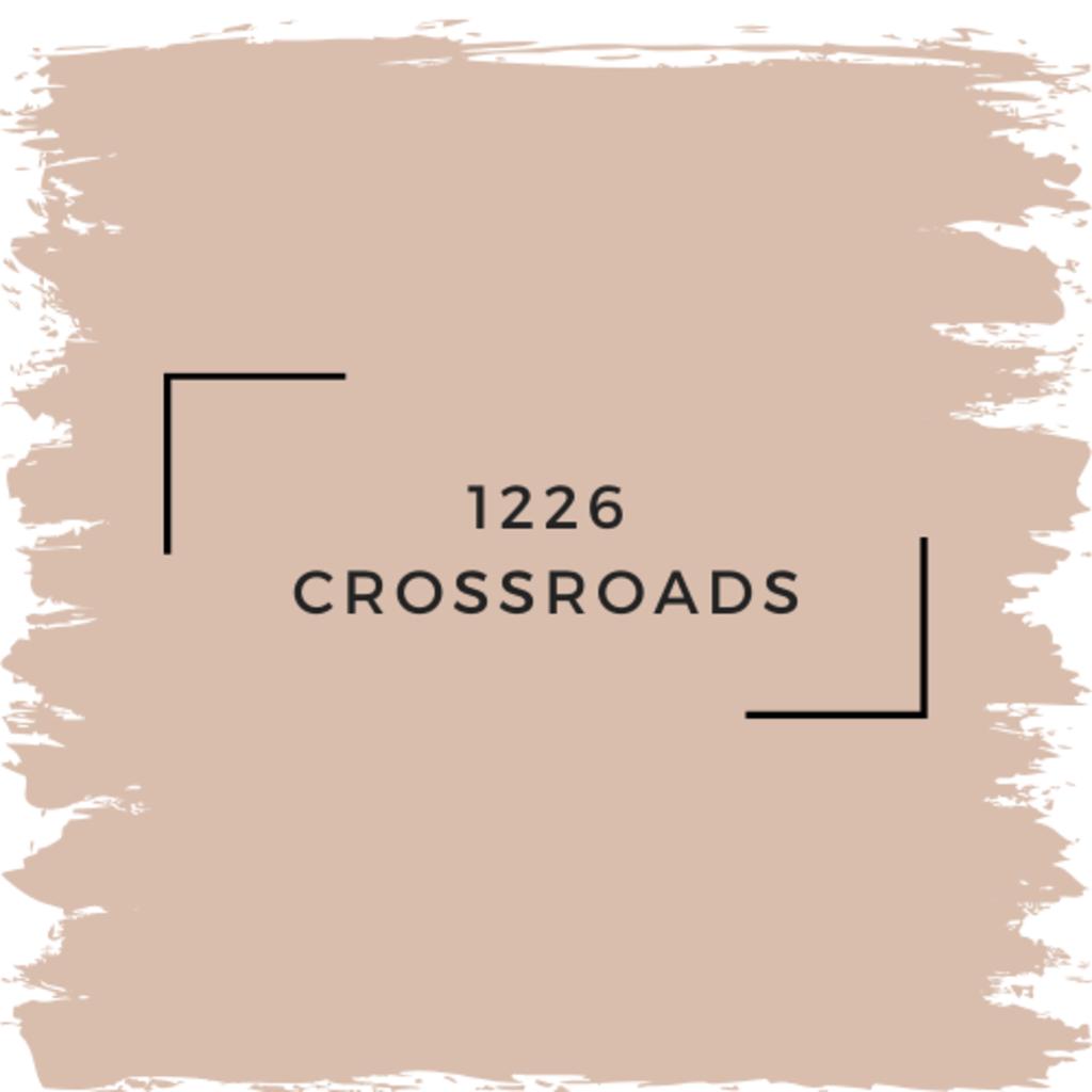 Benjamin Moore 1226 Crossroads