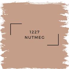 Benjamin Moore 1227 Nutmeg