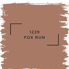 Benjamin Moore 1229 Fox Run