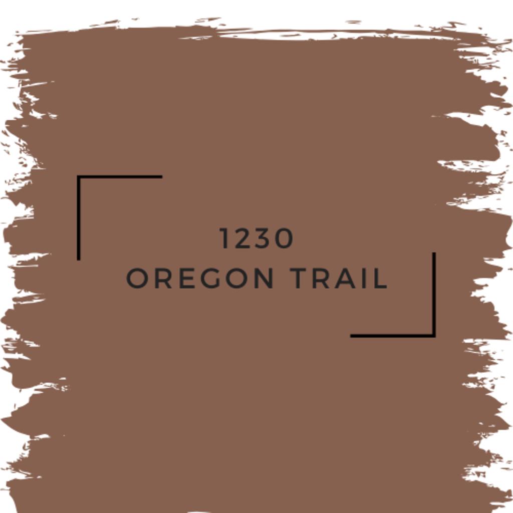 Benjamin Moore 1230 Oregon Trail