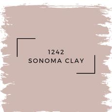 Benjamin Moore 1242 Sonoma Clay