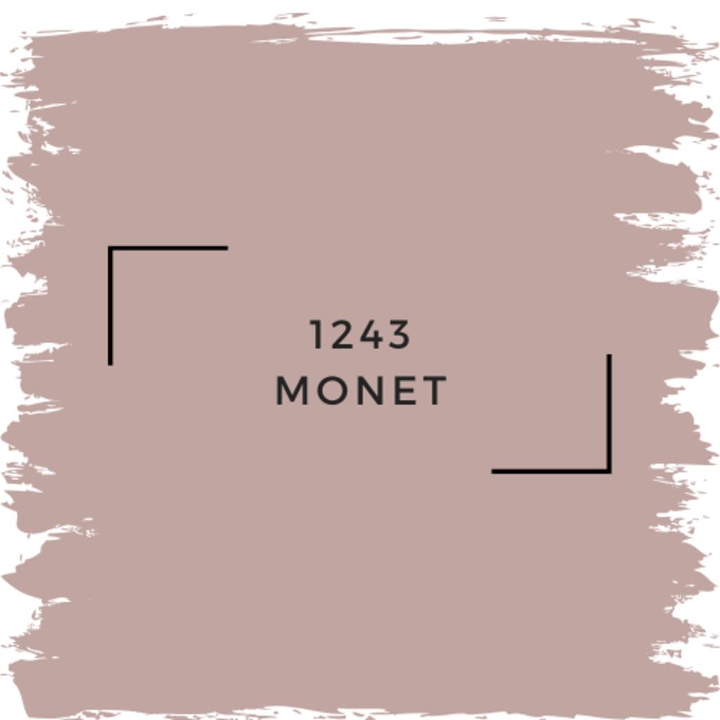 Benjamin Moore 1243 Monet