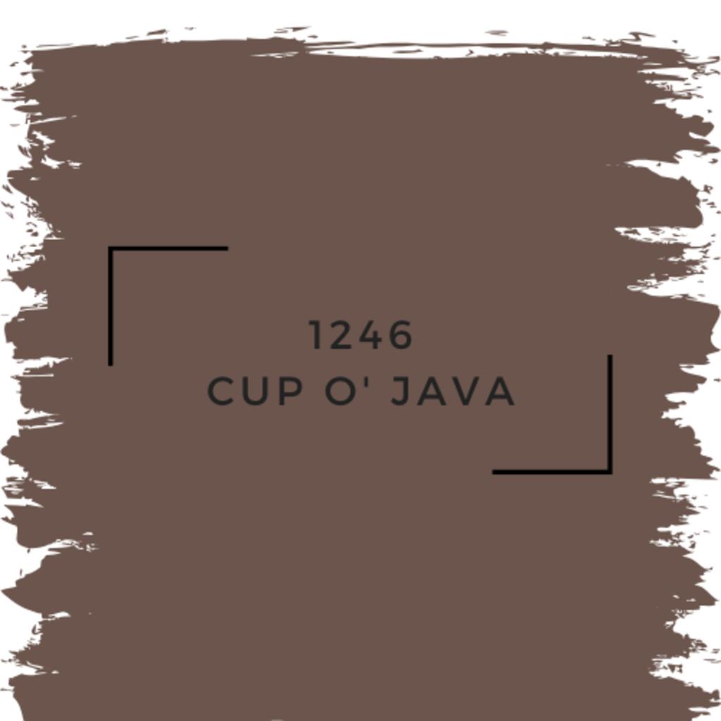 Benjamin Moore 1246 Cup O' Java