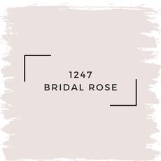 Benjamin Moore 1247 Bridal Rose