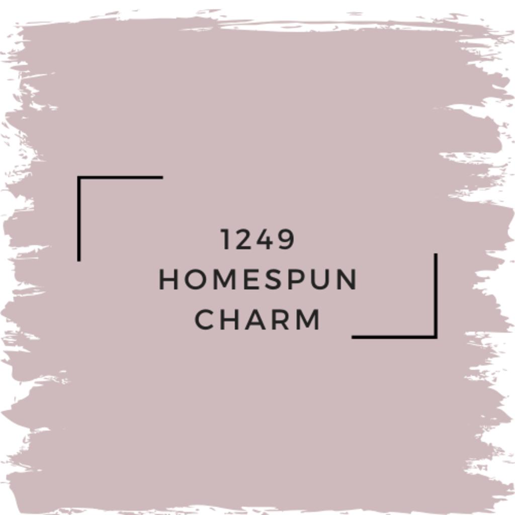 Benjamin Moore 1249 Homespun Charm