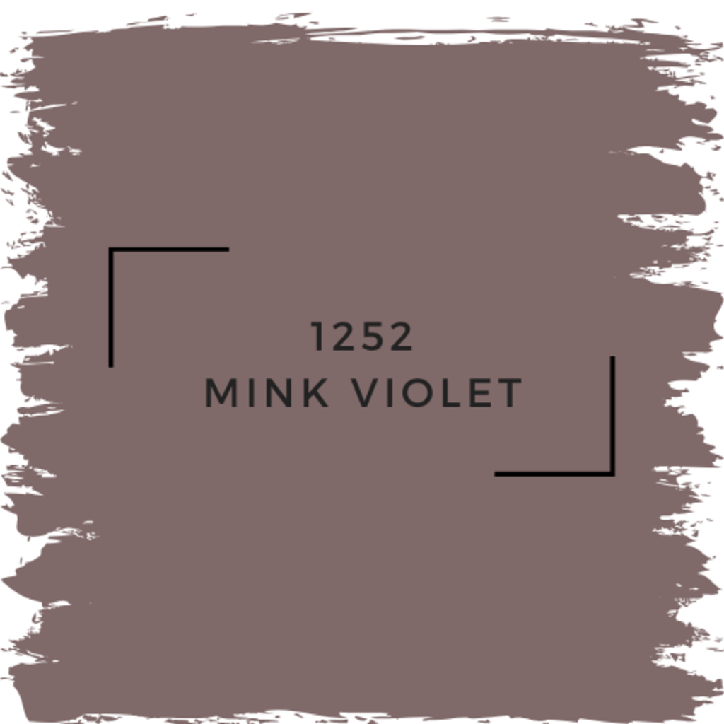 Benjamin Moore 1252 Mink Violet