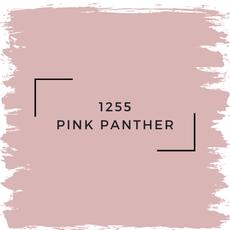 Benjamin Moore 1255 Pink Panther