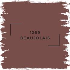 Benjamin Moore 1259 Beaujolais