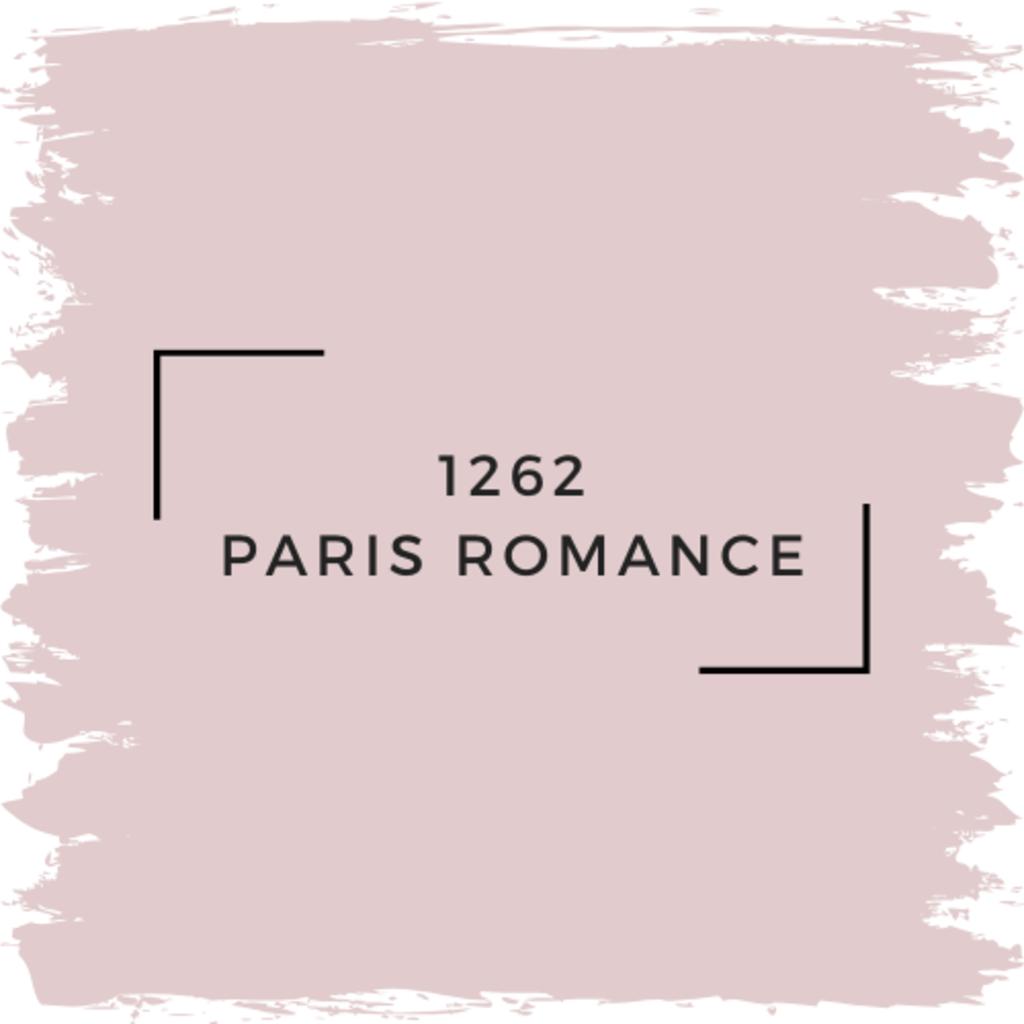 Benjamin Moore 1262 Paris Romance
