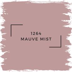 Benjamin Moore 1264 Mauve Mist