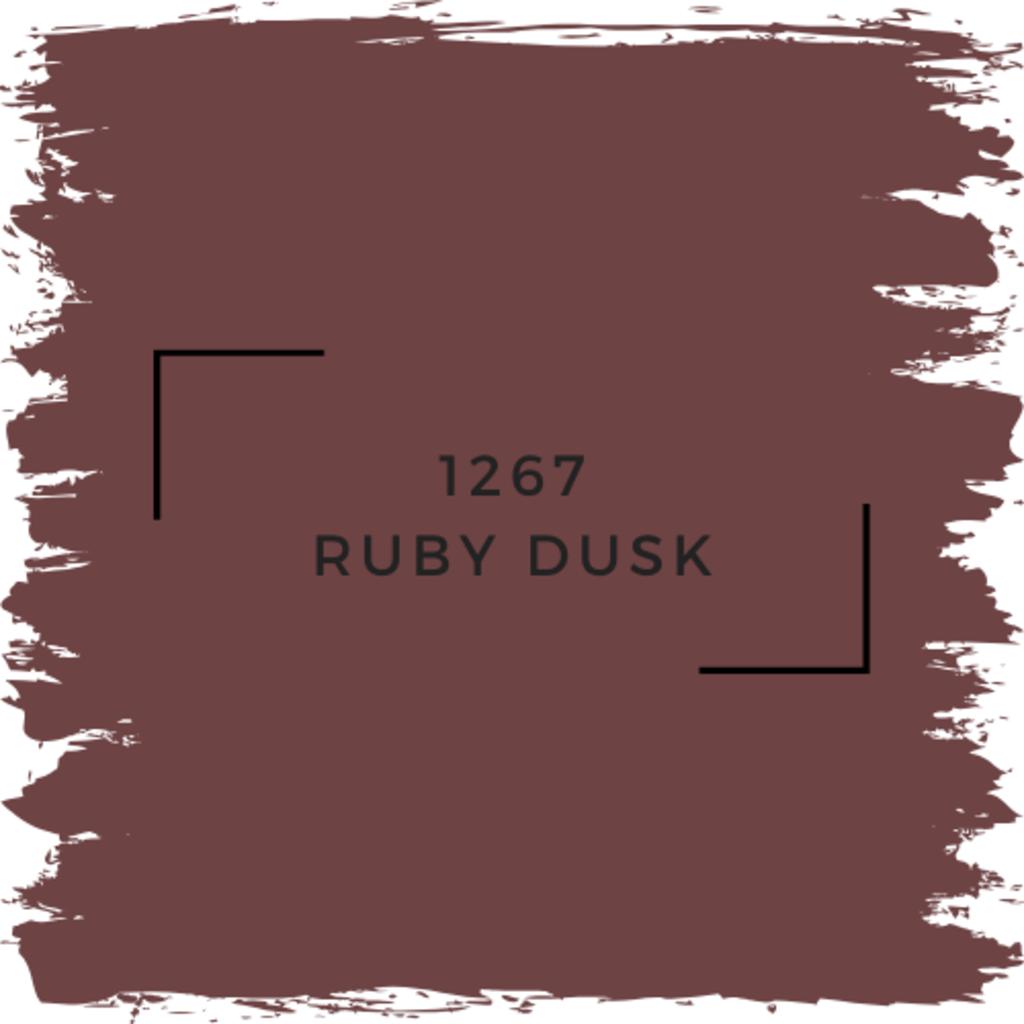 Benjamin Moore 1267 Ruby Dusk