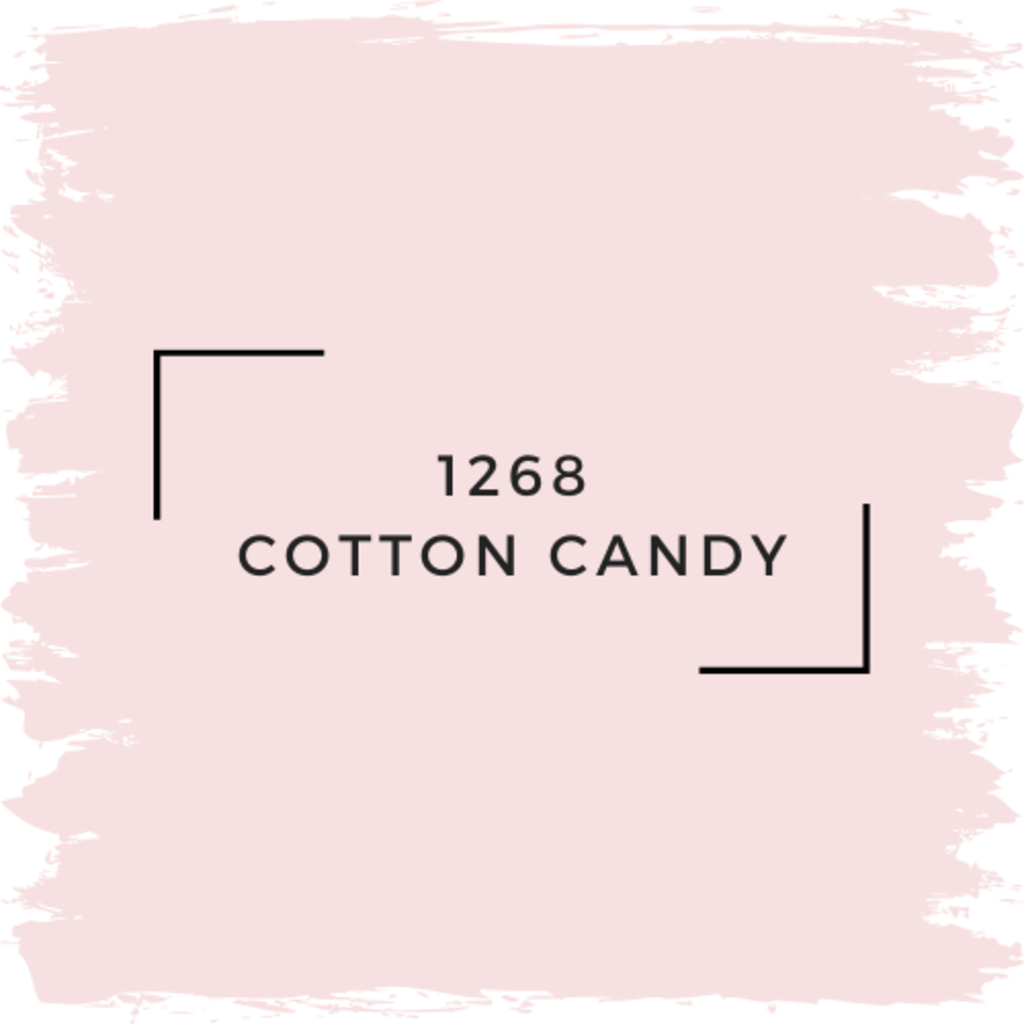 Benjamin Moore 1268 Cotton Candy