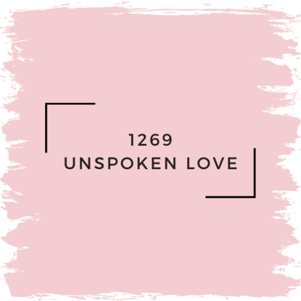 Benjamin Moore 1269 Unspoken Love