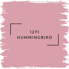 Benjamin Moore 1271 Hummingbird