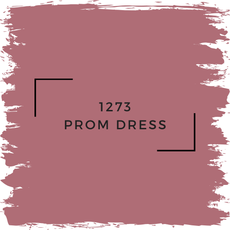 Benjamin Moore 1273 Prom Dress