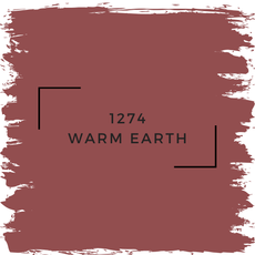 Benjamin Moore 1274 Warm Earth