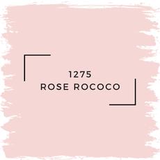 Benjamin Moore 1275 Rose Rococo