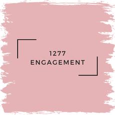 Benjamin Moore 1277 Engagement