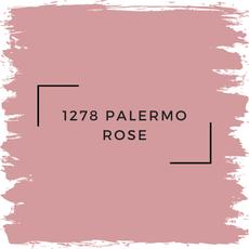 Benjamin Moore 1278 Palermo Rose