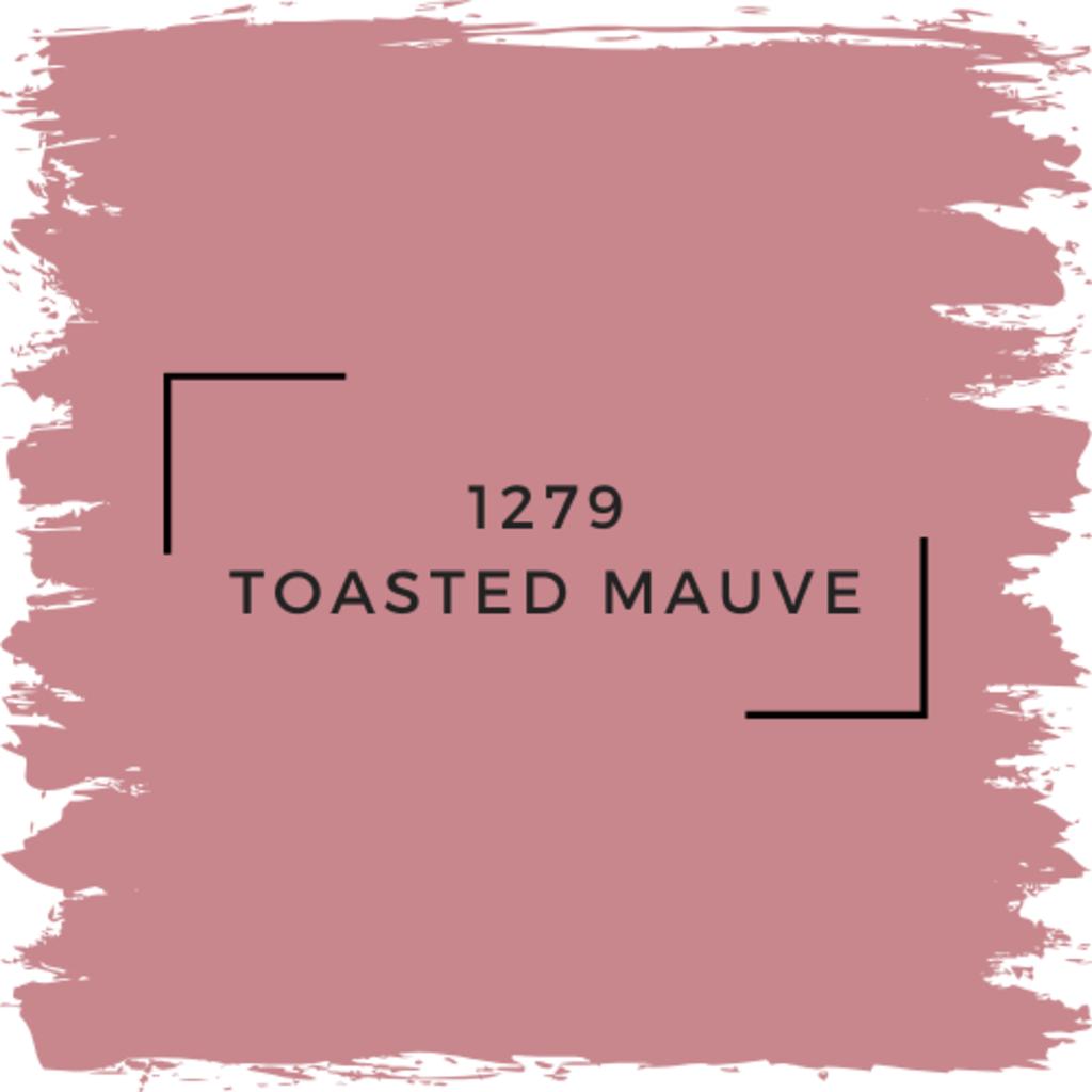 Benjamin Moore 1279 Toasted Mauve