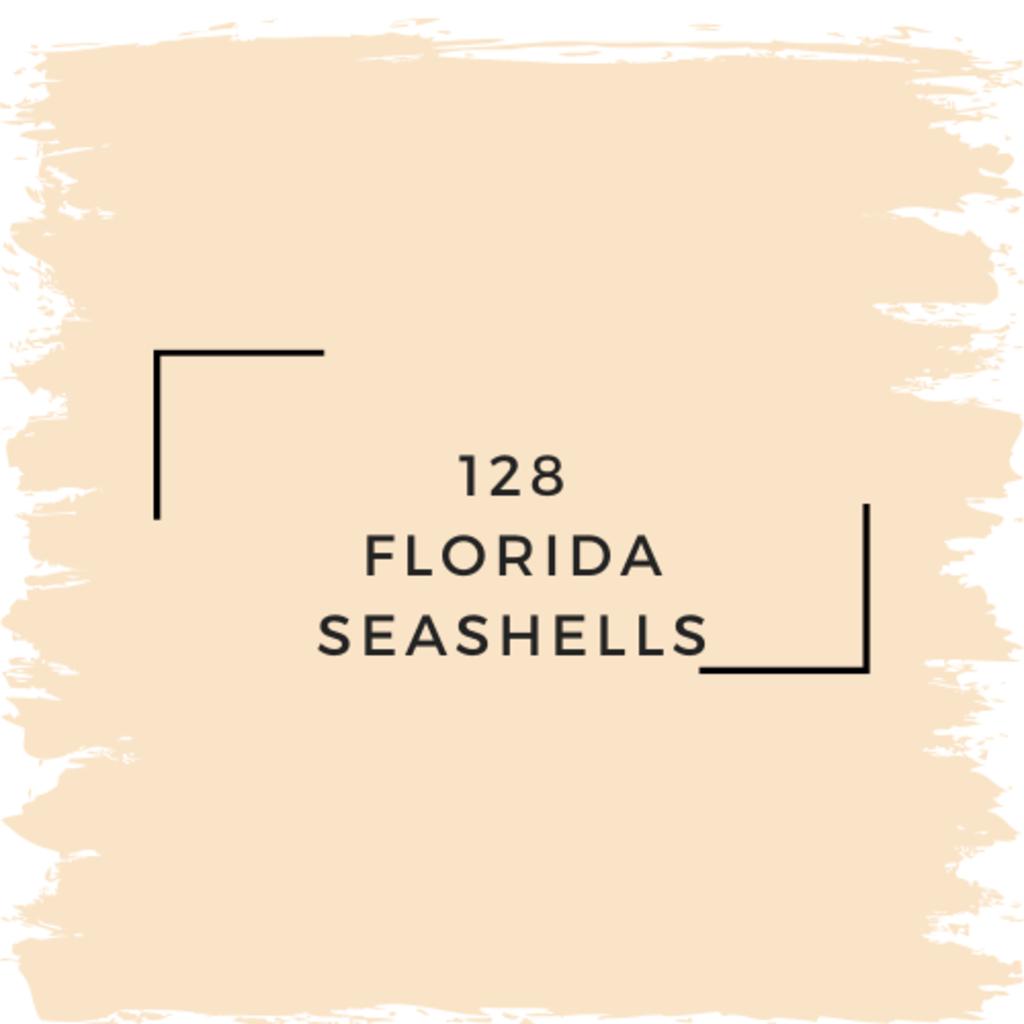 Benjamin Moore 128 Florida Seashells