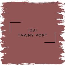 Benjamin Moore 1281 Tawny Port