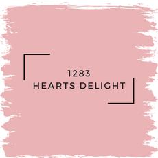 Benjamin Moore 1283 Hearts Delight