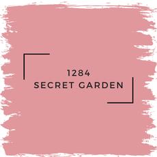 Benjamin Moore 1284 Secret Garden