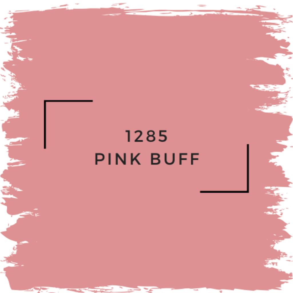 Benjamin Moore 1285 Pink Buff