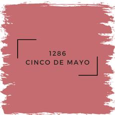 Benjamin Moore 1286 Cinco De Mayo