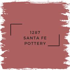 Benjamin Moore 1287 Santa Fe Pottery