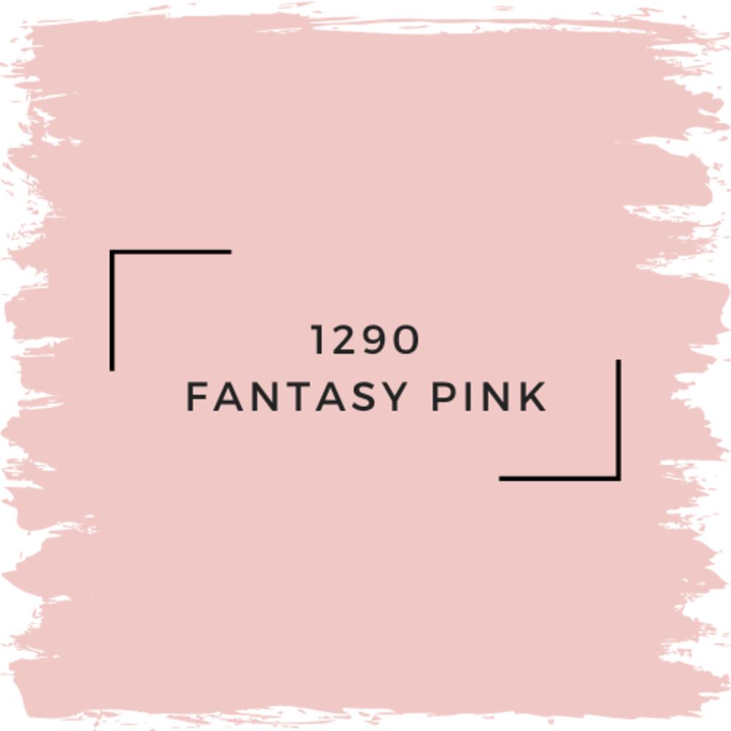 Benjamin Moore 1290 Fantasy Pink