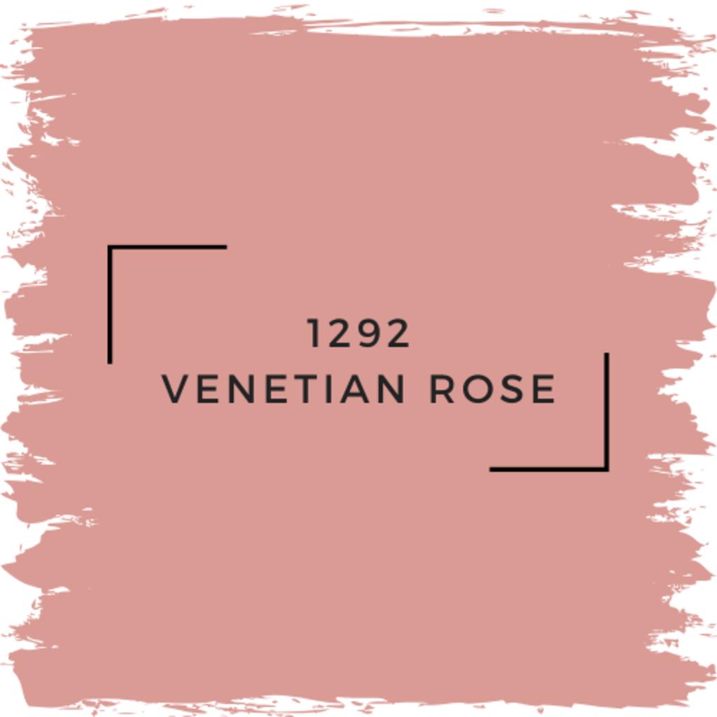 Benjamin Moore 1292 Venetian Rose