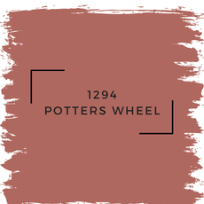 Benjamin Moore 1294 Potters Wheel