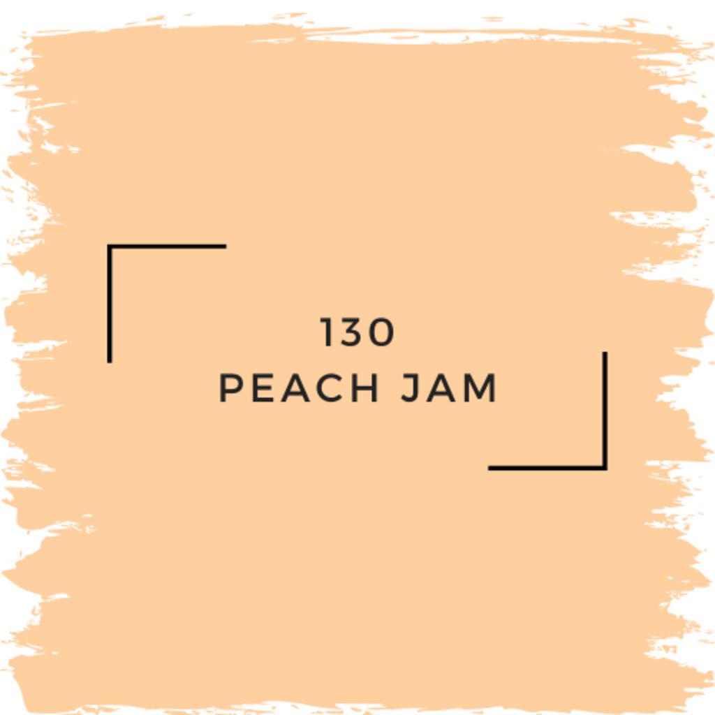 Benjamin Moore 130 Peach Jam