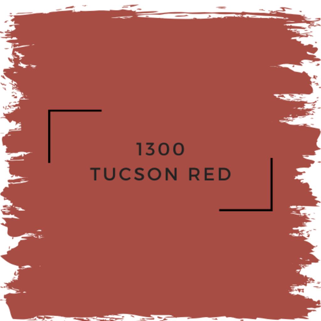 Benjamin Moore 1300 Tucson Red