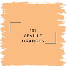 Benjamin Moore 131 Seville Oranges