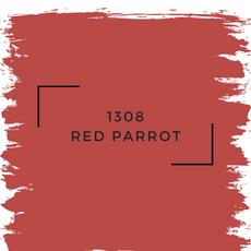Benjamin Moore 1308 Red Parrot