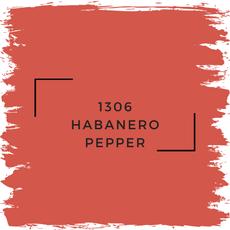 Benjamin Moore 1306 Habanero Pepper