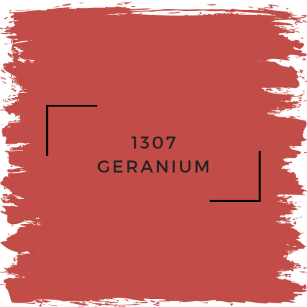 Benjamin Moore 1307 Geranium