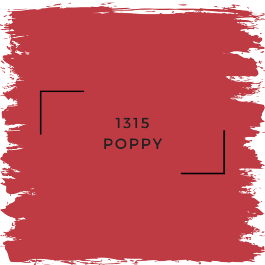 Benjamin Moore 1315 Poppy