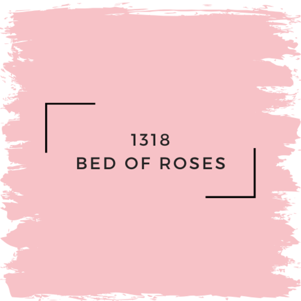 Benjamin Moore 1318 Bed Of Roses