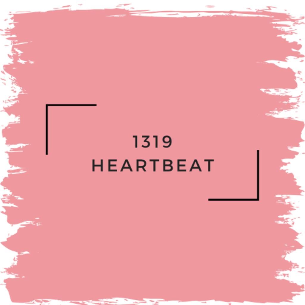 Benjamin Moore 1319 Heartbeat