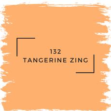 Benjamin Moore 132 Tangerine Zing