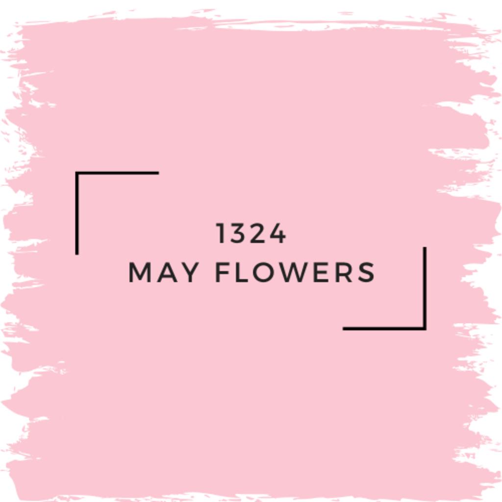 Benjamin Moore 1324 May Flowers
