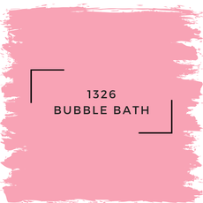 Benjamin Moore 1326 Bubble Bath