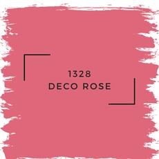 Benjamin Moore 1328 Deco Rose