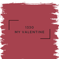 Benjamin Moore 1330 My Valentine