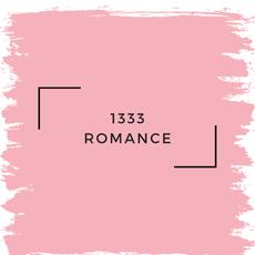 Benjamin Moore 1333 Romance