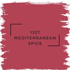 Benjamin Moore 1337 Mediterranean Spice
